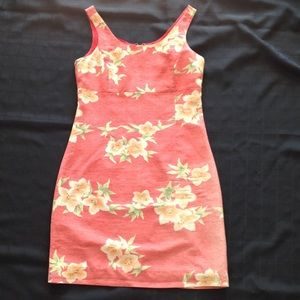 Tommy Bahama silk floral dress